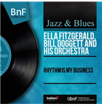 Vinyl Ella Fitzgerald - Rhythm Is My Business