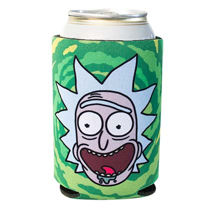 Getränkekühler Rick and Morty  Screaming Rick