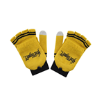 Harry Potter Handschuhe (Fingerlos) Hufflepuff