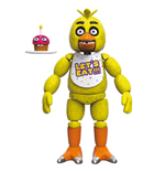 Five Nights at Freddy's Actionfigur Chica 13 cm