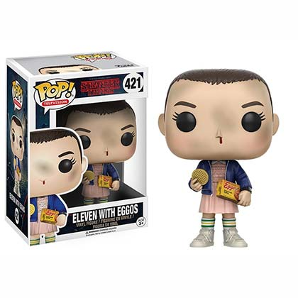 Actionfigur Stranger Things  Funko Pop Eggo Eleven