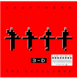 Vinyl Kraftwerk - 3-D The Catalogue (9 Lp)