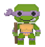 Teenage Mutant Ninja Turtles 8-Bit POP! Vinyl Figur Donatello 9 cm