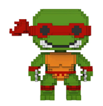Teenage Mutant Ninja Turtles 8-Bit POP! Vinyl Figur Raphael 9 cm