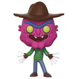 Rick and Morty POP! Animation Vinyl Figur Scary Terry 9 cm