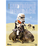 Star Wars Episode IV Egg Attack Actionfiguren Doppelpack Taurücken & Sandtrooper 9/15 cm