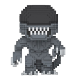 Alien 8-Bit POP! Horror Vinyl Figur Alien 9 cm