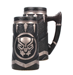 Marvel Comics Bierkrug Black Panther