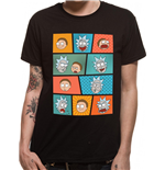 T-Shirt Rick and Morty 289834