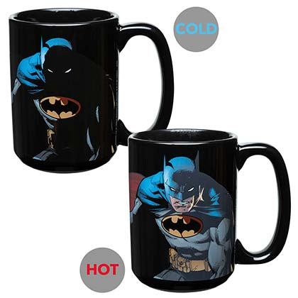 Tasse Batman Color Changing