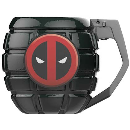 Tasse Deadpool Granate Kaffeetasse
