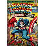 Poster Captain America  290470