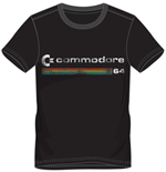 T-Shirt Comodore 64 - Logo Men's