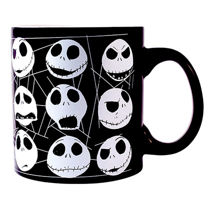 Tasse Nightmare before Christmas  Glow In The Dark