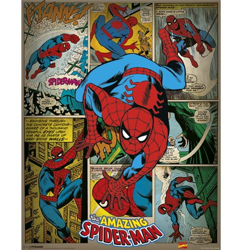 Poster Spiderman 291286
