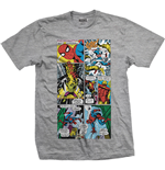 T-Shirt Marvel Superheroes 291287