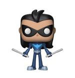 Teen Titans Go! POP! Vinyl Figur Robin as Nightwing 9 cm