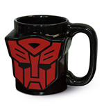 Transformers G1 3D Tasse Autobot Shield