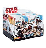 Star Wars Micro Force Minifiguren Blind Bags 2018 Serie 2 Display (24)