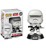 Star Wars Episode VIII POP! Vinyl Wackelkopf-Figur First Order Flametrooper 9 cm