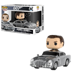 James Bond POP! Rides Vinyl Fahrzeug mit Figur Sean Connery & Aston Martin 15 cm