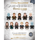 Game of Thrones Sammelfiguren The Winter Is Here Collection Titans Display 8 cm (18)