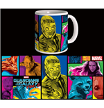 Guardians of the Galaxy 2 Tasse Colors