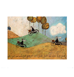 Kunstdruck Sam Toft Just One More Hill