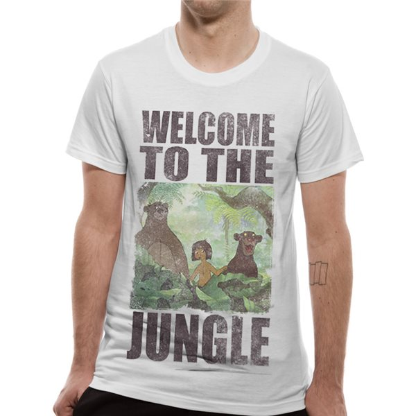t shirt the jungle book 292072 original kaufen sie online im angebot. Black Bedroom Furniture Sets. Home Design Ideas