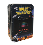 Space Invaders Spielkarten