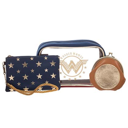 Duschset Wonder Woman