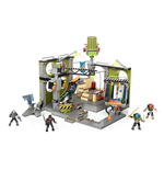 Teenage Mutant Ninja Turtles Mega Bloks Bauset Lair Hideout