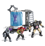 Teenage Mutant Ninja Turtles Mega Bloks Bauset Kraang Cryo Chamber