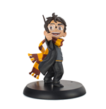 Harry Potter Q-Figur Harry's First Spell 9 cm
