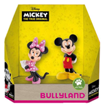 Disney Geschenkbox mit 2 Figuren Micky The True Original 8 - 10 cm