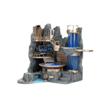 DC Comics Nano Metalfigs Diorama Batcave