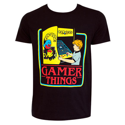 T-Shirt Pac-Man Gamer Things