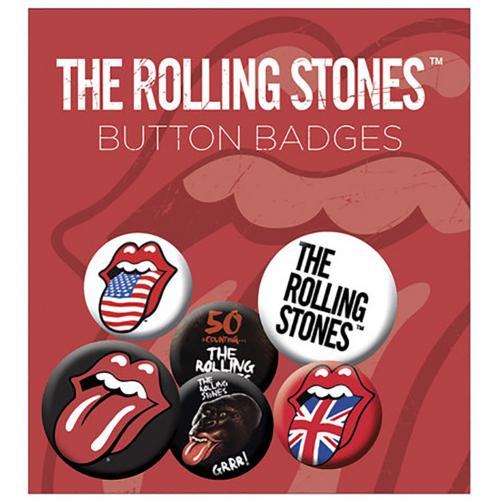 Brosche The Rolling Stones 292672