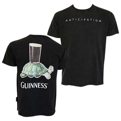 T-Shirt Guinness Anticipation