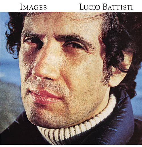 Vinyl Lucio Battisti - Images