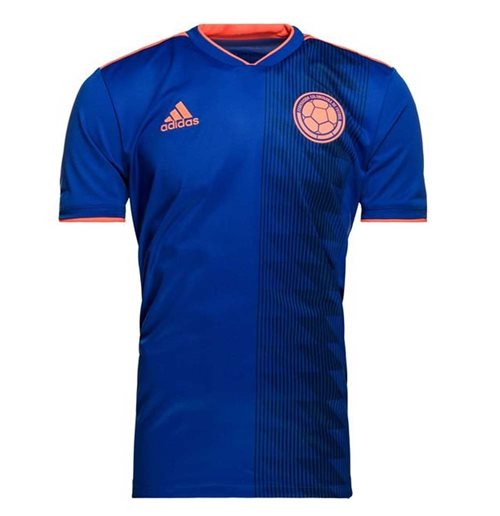 Trikot Kolumbia Fussball 2018-2019 Away