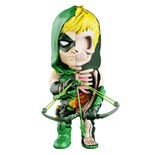 DC Comics XXRAY Figur Wave 6 Green Arrow 10 cm