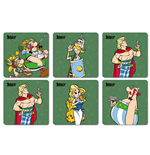 Asterix Untersetzer 6-er Pack The Legionary