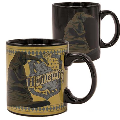 Tasse Harry Potter Sorting Hat Hufflepuff 20oz