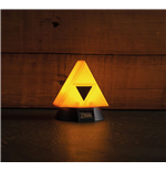 Legend of Zelda 3D Lampe Triforce 10 cm