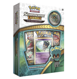 Pokemon Sonne und Mond 3.5 Schimmernde Legenden Pin Box Marshadow *Deutsche Version*