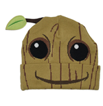 Guardians of the Galaxy Beanie Baby Groot Face