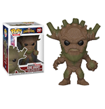 Marvel Sturm der Superhelden POP! Games Vinyl Figur King Groot 9 cm