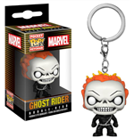 Marvel Comics Pocket POP! Vinyl Schlüsselanhänger Ghost Rider 4 cm