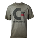 T-Shirt Commodore 64 - 64K